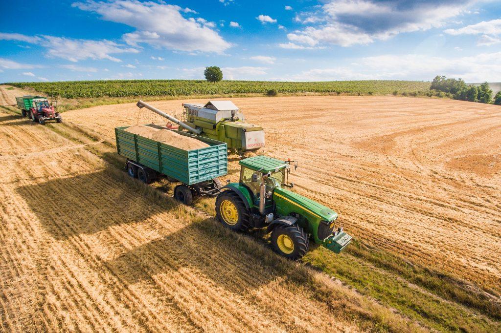 Sviluppo dell'agricoltura e salvaguardia dell'ambiente